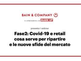 Talk - Fase2: Covid-19 e retail cosa serve per ripartire e le nuove sfide del mercato