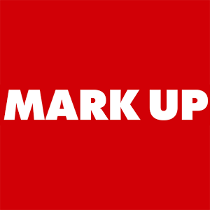 Mark Up logo