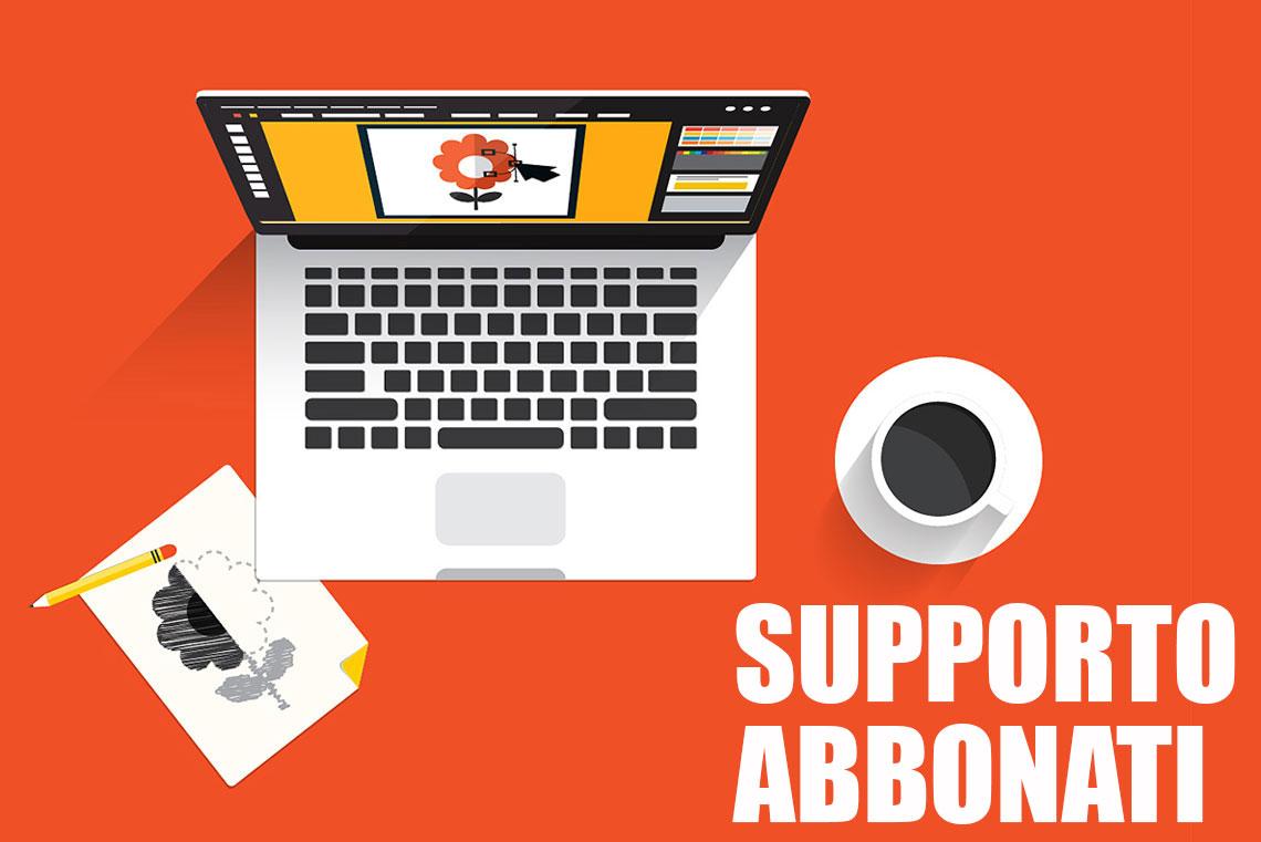 Supporto abbonati