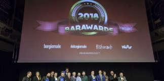 Barawards Gala Dinner