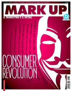 Mark UP cover