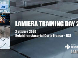 Lamiera training day