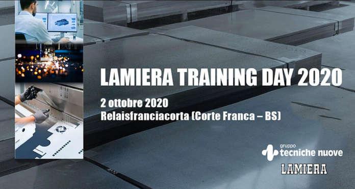 Lamiera training day