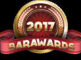 Barawards 2017