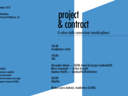 Project e Contract - Il valore delle commistioni interdisciplinari